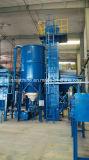 Produto pulverulento granular (Xianglin) Linha de cabo vermelho /máquina de fazer óxido de chumbo/Equipamentos de óxido de chumbo/Planta de Óxido de chumbo
