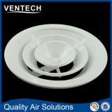Luft-Ventilations-runder Diffuser (Zerstäuber), Aluminiumumlauf HVAC-Luft-Diffuser (Zerstäuber)
