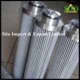 Filtro do cilindro do engranzamento de fio do aço inoxidável do gás de petróleo da água