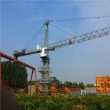 中国のタワークレーンは構築のための6015 10tonタワークレーン装置を製造する
