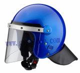 Helm van de Rel van de Politie van de Weerstand van het effect de Anti