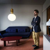 [لد] يشعل حديثة بسيطة [دين رووم] يعيش غرز مدلّاة ضوء