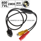 600tvl 1/3 Inch Hc Sensor CCTV Vigilância Digital CMOS Video Recorder Mini Camera