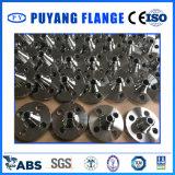150#ステンレス鋼の造られた溶接首のフランジ(PY0140)