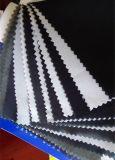 interlignage fusible tricoté par tricot fusible tissé par manche de jet d'eau du tricot 30d/reliant