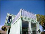 Casa modular del envase para la sala de clase en la área remota (CM-130)