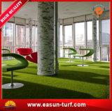 Het synthetische Kunstmatige Gras van de Installaties van het Decor van het Gazon Kunstmatige