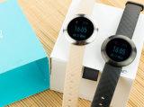 1.06 pulgadas de pulsera de reloj elegante cero con Bluetooth 4.1 y 4.4.4+/Ios androide 7.0+