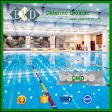 수영풀 처리 화학 이산화 염소 Clo2