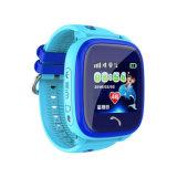 IP67 Waterproof o relógio esperto dos miúdos do GPS do preço de Fatory com cartão de SIM