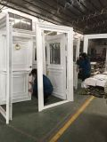 Алюминиевая дверная рама с дверью алюминия виллы