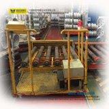 Automobile ferroviaria elettrica di uso diretto di industria pesante del fornitore