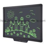Écran LCD 20 pouces tablette graphique pour les enfants et les personnes sourdes