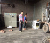 500kg Horno de fundición por inducción para Tin-Slag