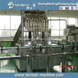 Tipo linear engarrafado animal de estimação máquina de enchimento do petróleo comestível