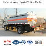 camion del serbatoio di combustibile del rimorchio del serbatoio dell'euro 4 GPL di 5cbm JAC