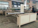 Macchinario di piegamento di taglio di CNC dello strato di plastica del PC pp del PVC