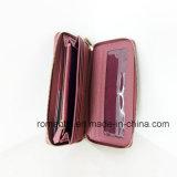 Бумажник оптовых женщин портмона повелительницы PU кожаный (NMDK-040805)