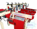 Línea de alta velocidad del protector de borde de papel con el Ce (SANPPL-120G)