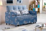 Sofà funzionale, tessuto moderno, base di sofà, sofà, sofà d'acciaio
