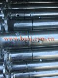 Galvanized Scaffolding Tubes/Pipe To manufacture Clouded Factory Punching Machine Factory
