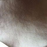 La preuve de l'eau litchi brillant cuir synthétique synthétique pour faire un canapé-Hx-F1724
