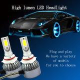 C6 LED 차 헤드라이트 높은 루멘 C6 H1 H3 H7 H8 H11 880 881 9005 Hb3 9006 Hb4 9012