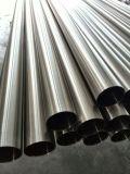 Tubo / tubo de aço inoxidável sem costura polido