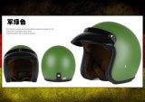 Высокое качество поверхности Hlaf шлем мотоцикла из Китая, АБС, DOT, ЕЭК, заводская цена