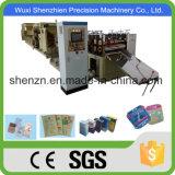 China-Lieferanten-Kleber-Papierbeutel, der Maschine herstellt