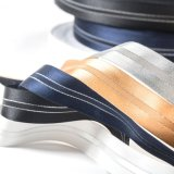 2016 tessuti di seta lisci del nuovo poliestere per gli indumenti