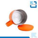 Colorida de acero inoxidable taza y taza de agua para niños