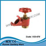 Латунный клапан жидкостного огнетушителя (V23-670)