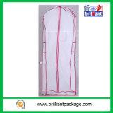 Personalizados de alta calidad de la cubierta no tejido vestido de novia