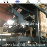 Usine de Shanghai panneau sandwich EPS Machine de production