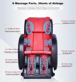 3D 가득 차있는 바디 Shiatsu Commerical에 의하여 이용되는 안마 의자