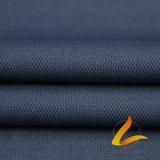 Gestricktes PolyesterSpandex Lycra elastisches Gewebe für Sportkleidung-Eignung (LTT-7002# DUNKELHEIT)