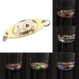 Lámpara que contellea ligera del señuelo profundo de la gota de Attractor LED de los pescados del ojo
