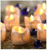 Candela per la chiesa, candela della colonna del LED della chiesa