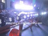 7*4W RGBW 4in1 LED multicolor Plat la luz ligera de la etapa de la IGUALDAD LED