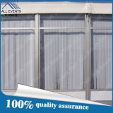 Barraca do partido do evento com telhado do PVC e o Sidewall transparente