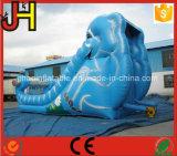Diapositiva inflable del elefante para la venta
