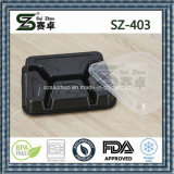 устранимое пластичное высокое качество оптовой продажи фабрики коробки обеда 4compartment
