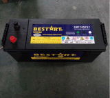 bateria elétrica N135-Mf do caminhão da bateria resistente SMF de 12V 135ah
