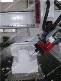 Eixo 4 3D para entalhar grandes equipamentos para gravação de Escultura Rotativa
