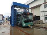 3개의 솔 버스 및 트럭 세척 기계