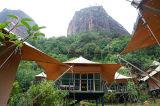 Evento no exterior do teto Pagoda Hotel 6x6m tenda para Férias
