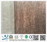 Tessuto 100% di Chenille ignifugo normale del poliestere per la fabbricazione delle coperte