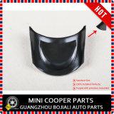 De gloednieuwe ABS Materiële UV Beschermde Mini Gouden Dekking van het Stuurwiel van Union Jack Multifunctionele voor Mini Cooper R55-R61 (3 PCS/Set)