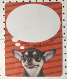 Magnete personalizzato del frigorifero di stampa di marchio come scheda di Wrinting